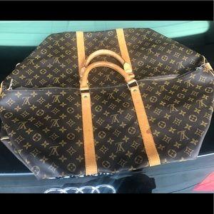 Louis Vuitton keepall 60 bandolier
